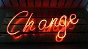 Change in Amsterdam